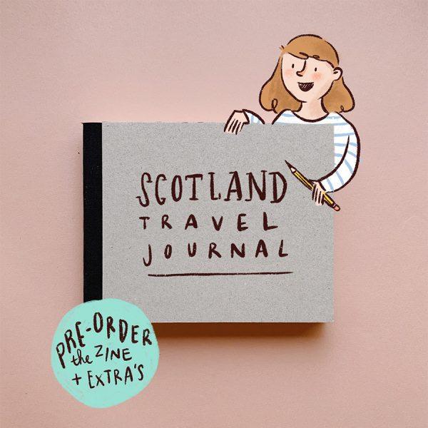 Travel journal Scotland