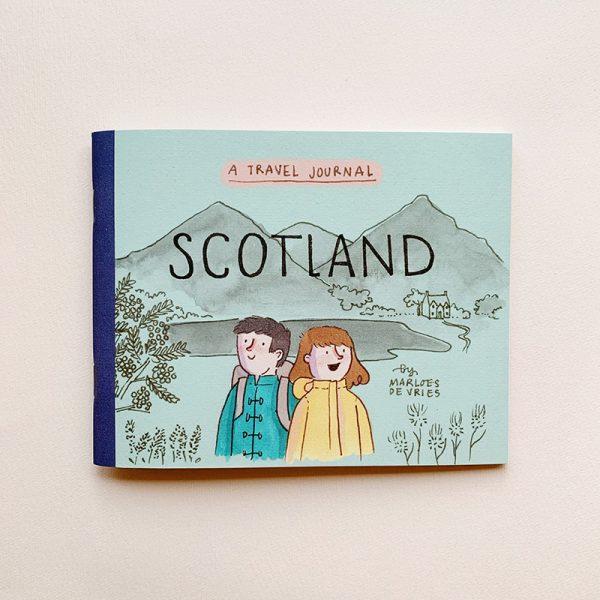 Scotland Travel Journal Marloes De Vries
